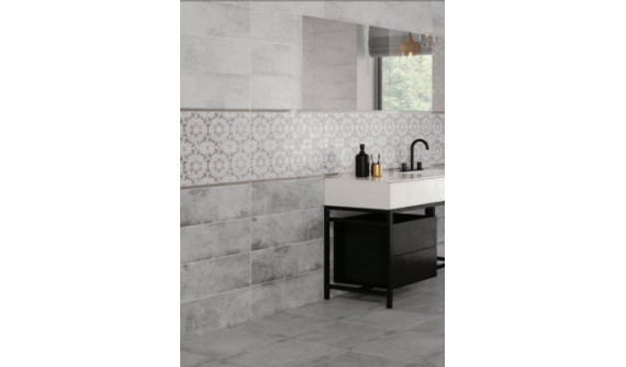 Cersanit Concrete Style Light Grey 200*600