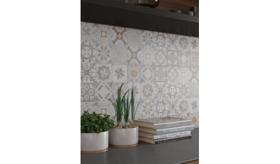 Cersanit Concrete Style Inserto Geometric 200*600